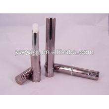 2014 etiqueta confidencial Yaqi UV tubo com sabor Lip Balm SGS