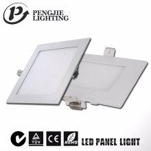 Luz de painel do diodo emissor de luz de 145X145mm 9W com Ce