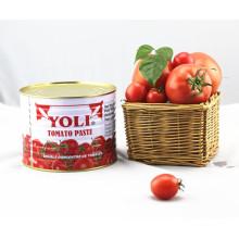 Pasta de tomate para o Irã 850g