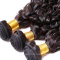 Unverarbeitetes jungfräuliches malaysisches gelocktes Haar der hohen Qualität menschliches