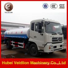 Venta caliente 10-15 toneladas de camiones cisterna de agua