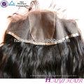 Fabricant Fournir Haute Qualité Brésilienne Vierge Cheveux Soie Base Fermeture