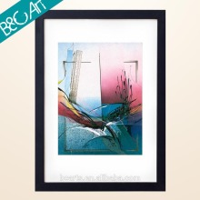Simple design abstract oil paintings for bar rooms