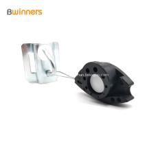 Abrazadera de alambre de plástico Abrazaderas de cable de fibra óptica de alta calidad