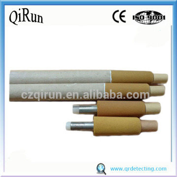 Wholesale Price for Industrial Low Oxygen Sensor Low Oxygen and Temperature Sensor for Steelmaking supply to Guinea-Bissau Factories