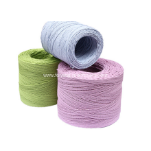 Factory making for Colorful Twisted Paper Cor colorful twisted paper cord export to Japan Importers