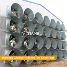 Sistema de controle do fã da ventilação da casa das aves domésticas da vertente da vertente da fazenda de Tianrui