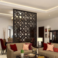 Indoor and Outdoor Laser Cut Metal Panels