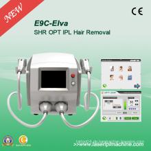 Medical Ce genehmigt IPL Haarentfernung Opt Beauty Machine