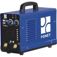 MMA DC inversor máquina de soldar poney
