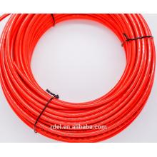 Электрический кабель здания 12 AWG кабель THHN/еще Твердый медный провод