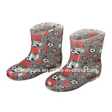 PVC-Wellington Boots Crystal Design Kinder Wellington Girls