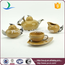 Quality Products Tableware Ceramic Antique Coffee Set Tea Sets