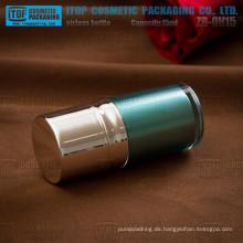 ZB-OV15 15ml Farbe Hautpflegelotion anpassbare guter Qualität 15ml airless-Pumpe Flaschen
