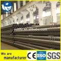 Hot selling black bared S235JR steel tubes/ pipes made in China