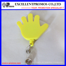 Especial de forma de mano Retractable Badge titulares (EP-BH112-118)
