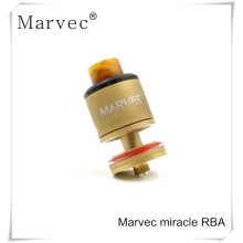 Marvec miracle new arrival RBA atomizer electronic cigarette