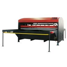 1.6x2.4cm máquina neumática del formato grande de la prensa del calor de la sublimación