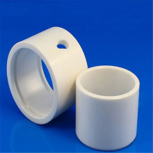 Yttria Stabilized Zirconia / YSZ Ceramic Sleeve Tube