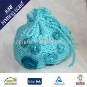 2013 new design pretty warm lovely image cute knit lady fashion handbag
