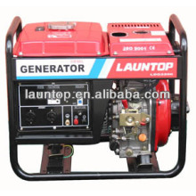 5.5kw Air-cooled 4-stroke Portable Diesel Generating set