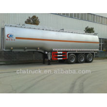 2016 china factory 35000litres fuel tanker semi trailer truck trailer
