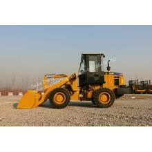 SEM618D Small Wheel Loader di Pertambangan Yard Batubara