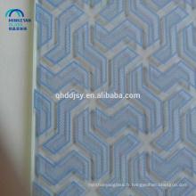 feuille de verre d'impression en soie trempée / sérigraphie en verre / feuilles de verre coloré