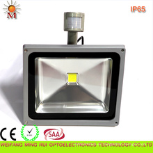 Luz de inundación de Ce / RoHS / SAA / Water Proof / 50W LED con el sensor de movimiento
