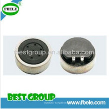 Round White Portable Mobile Mini Speaker Fbele