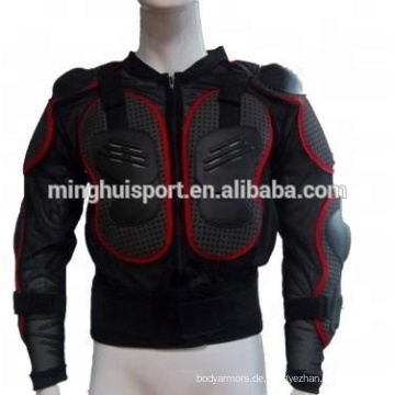 Automatische Motorradjacke Rüstung, Motocross Ritter Ganzkörper-Rüstung