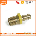 Brass Quick-Connect Fitting, Garden Hose barb fitting
