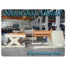 Hydraulic decoiler machine supplier