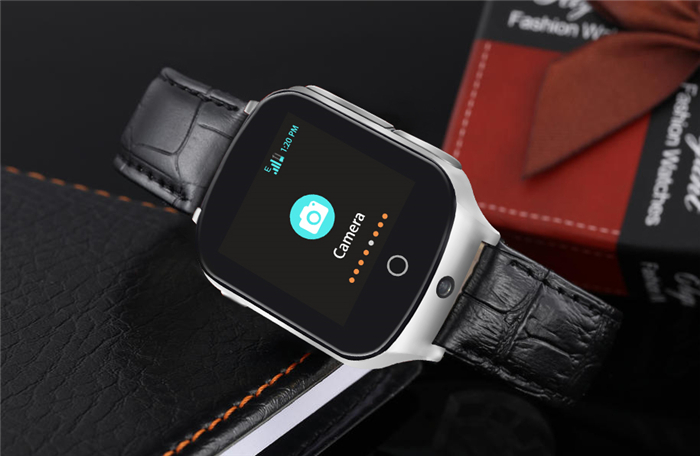 GPS Smart Watch with Camera