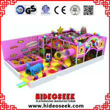Candy Theme Playground Equipment for Indoor
