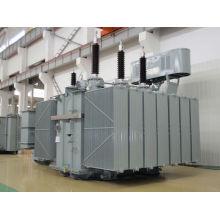 O OLTC 630kva transformador eletrônico de tensão a