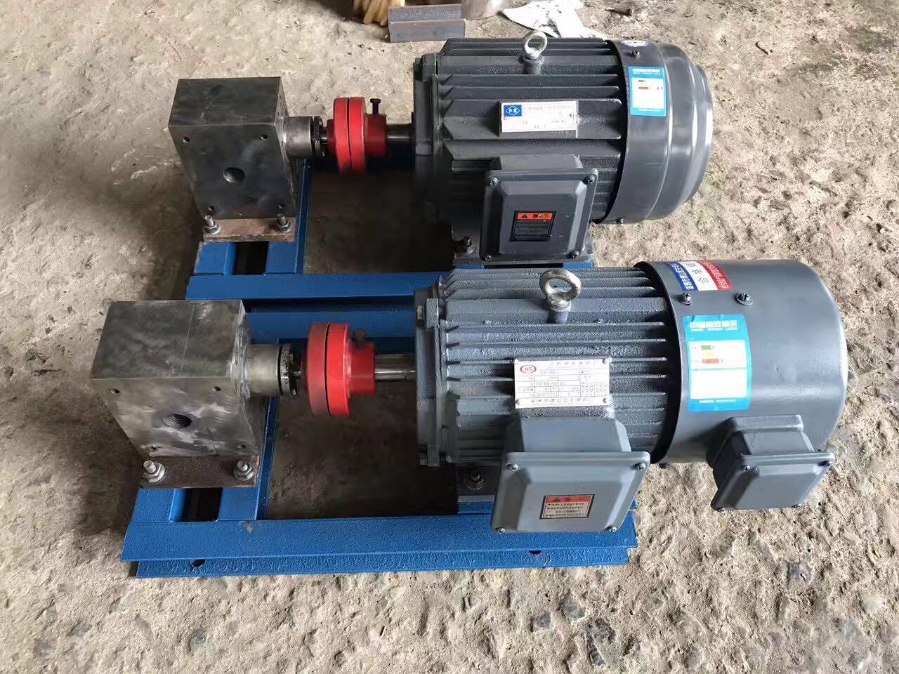 hot melt glue pump