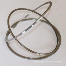 High performance locomotive piston ring