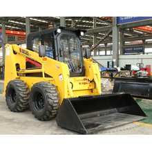 New Performance Skid Steer Loader With Attachments
