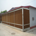 Evaporative Air Cooler of Poultry Equipment