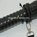 China manufacturer led long range rechargeable tactical torch