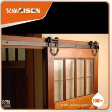 Fábrica totalmente equipada de equipamentos de montagem de ferragens de porta de celeiro diretamente deslizantes