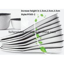 Neueste hohe Qualität erhöhen Höhe Sport-Einlegesohle Außensohle (FF505-2)