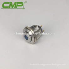 16mm Doorbell Push Button Switch With LED