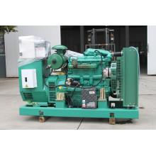 Дизельный генератор открытого типа мощностью 100 кВт / 125 кВА от Yuchai Engine для электроснабжения