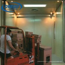 Big Space Freight Cargo Elevator para productos