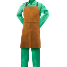 Heavy Duty Heat Resistant Leather Welding Apron