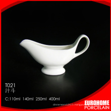 stock de Chine fournitures eurohome fine royal céramique café crème