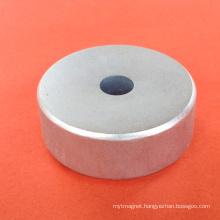 Disk Sintering NdFeB Permanent Magnet for Loudspeaker