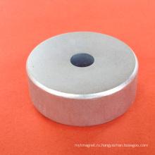 Дисковый спекание NdFeB постоянный магнит для громкоговорителя